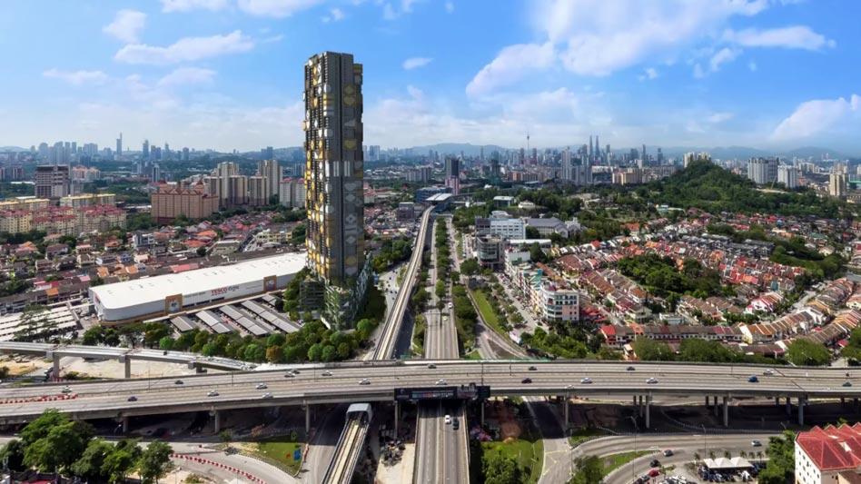 Arte Cheras - City View