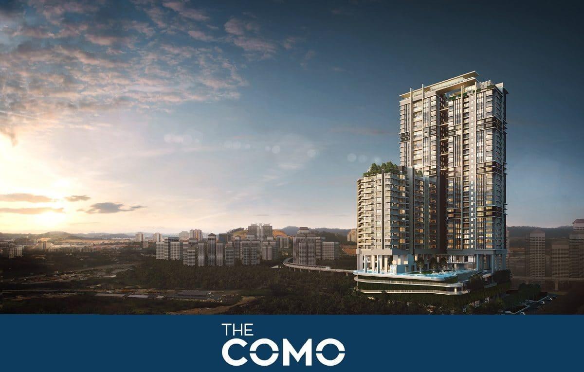 The Como - Building